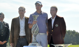 Turkish Airlines World Golf Final turnuvasını İngiliz Justin Rose kazandı
